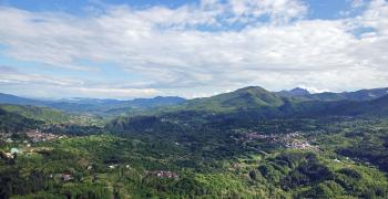 Garfagnana and the Mid Serchio Valley