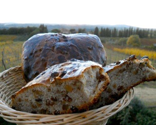Pan co santi bread recipe visit tuscany forumfinder Choice Image