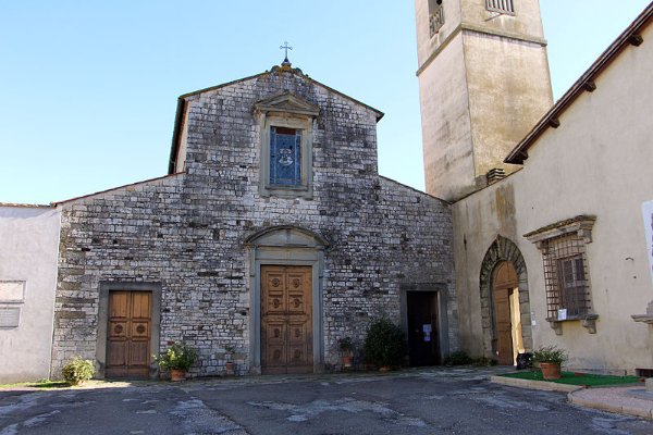 Church of San Pietro in San Piero a Sieve