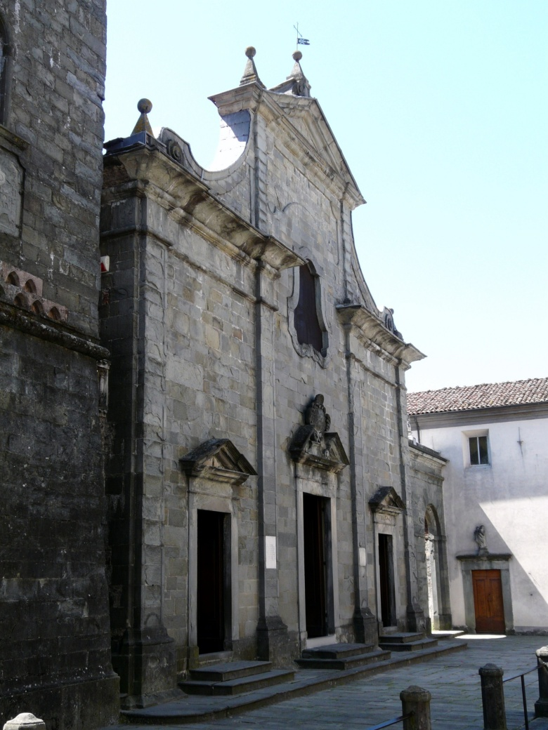 Parish Church of San Giovanni Battista in Pieve Fosciana