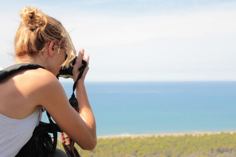 Hiking and birdwatching in the Natural Park of Maremma