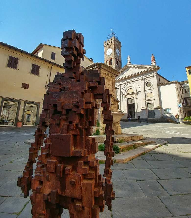 Gormley, Poggibonsi