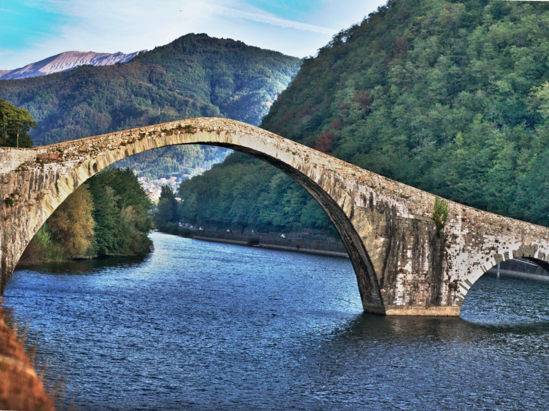 The devil's bridge