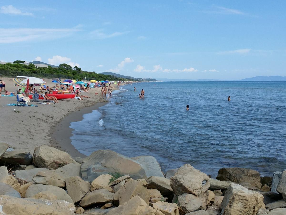 Weekend nella maremma del nord sport e natura visit tuscany - Tavole maree castiglione della pescaia ...