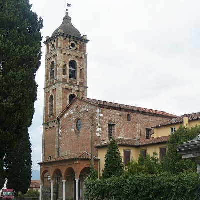 Die Kirche San Michele in Antraccoli