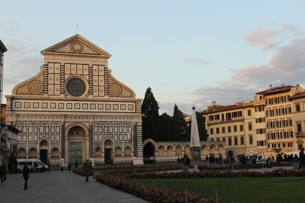santa maria novella church