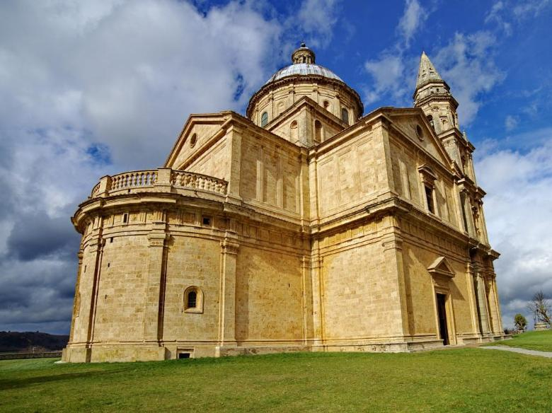 Church of San Biagio in Montepulciano