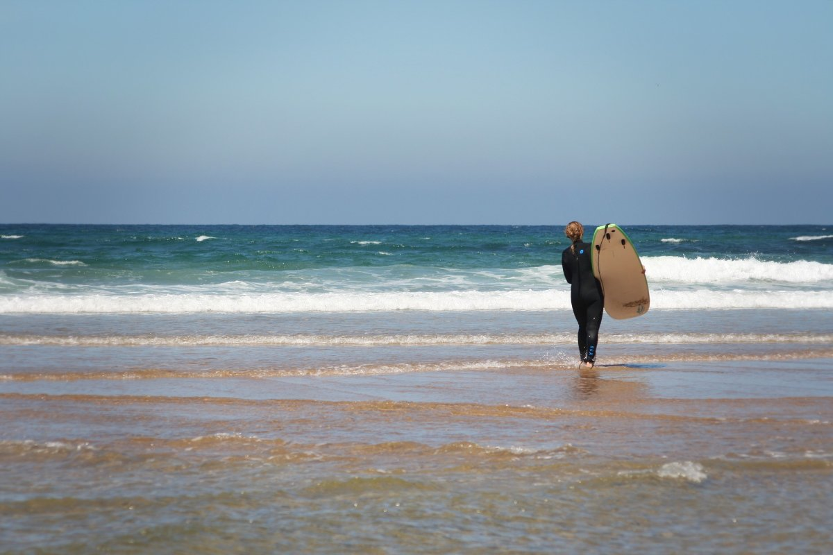 Surf e sport in Toscana