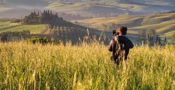 Tuscany as a Movie