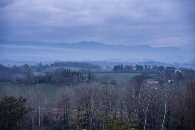 The Mugello area