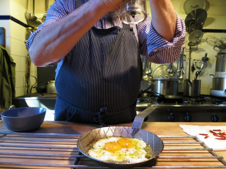 Absolute egg by Paolo Parisi, Fattoria Le Macchie