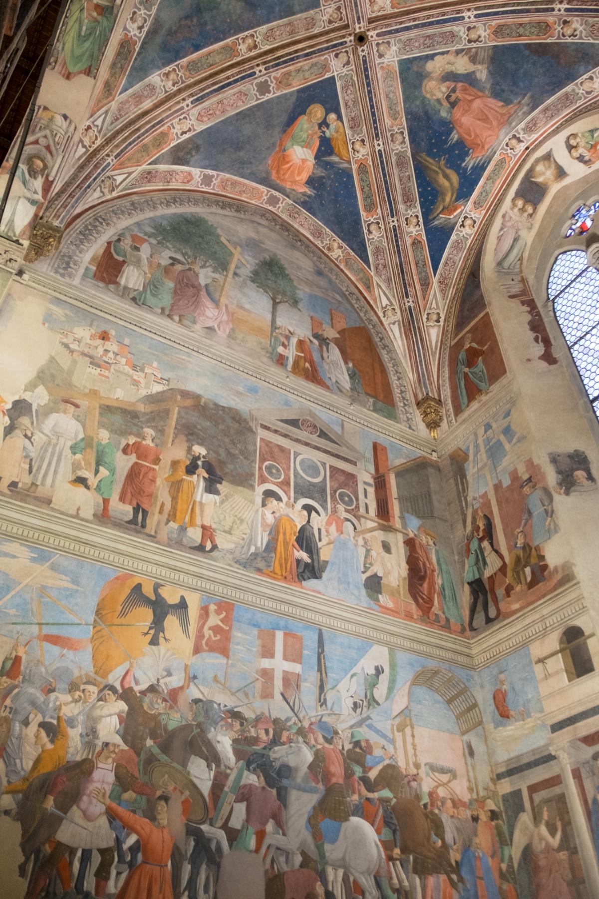 Un weekend ad arezzo tra arte e shopping visit tuscany for Arezzo antiquariato