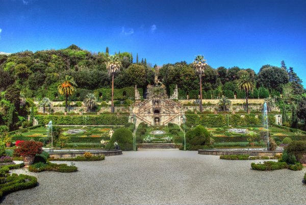 Garzoni Villa and Garden - Collodi (Pistoia)