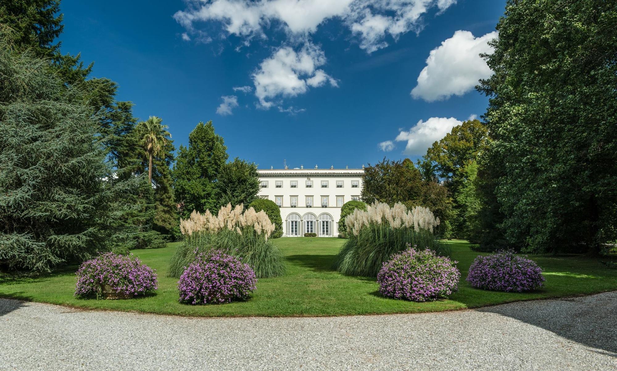 A spasso tra le ville e i giardini pi belli della - Giardini per ville ...