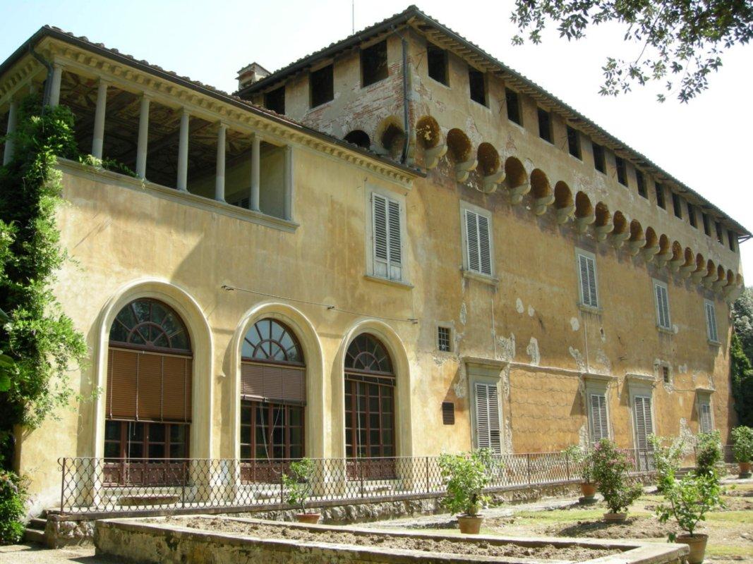 Villa Medici medici villa di careggi visit tuscany