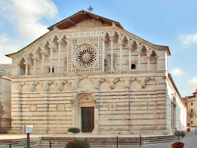 Cathedral of Sant'Andrea in Carrara